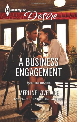 Image of A Business Engagement (Harlequin Desire\Duchess Diaries)