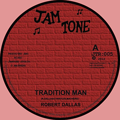 Robert Dallas - Tradition Man (2015) [FLAC] Download