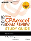 img - for Wiley CPAexcel Exam Review 2015 Study Guide (January): Regulation (Wiley Cpa Exam Review) book / textbook / text book