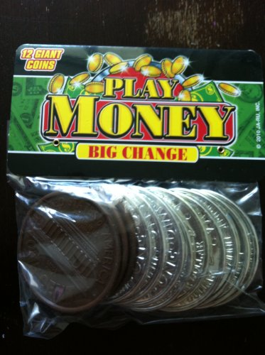 Play Money Big Change - 1