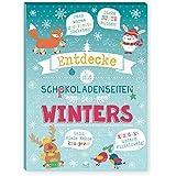 """Gruss & Co Adventskalender """"Entdecke die Schokoladenseiten des Winters"""", 1er Pack (1 x 75 g)"""