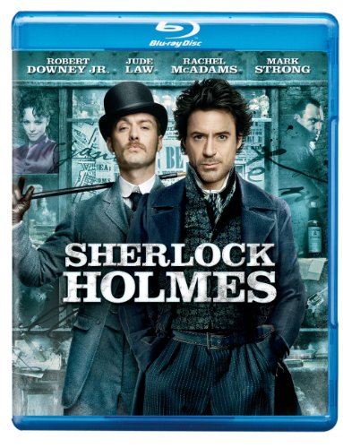Cover art for  Sherlock Holmes [Blu-ray]