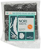 Navitas Naturals Nori Sheets, 50-count
