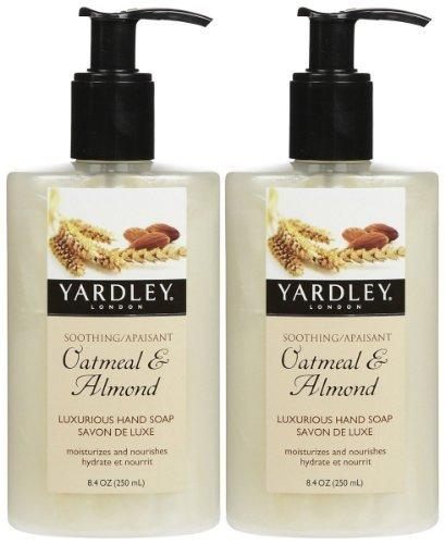 Yardley By Yardley Oatmeal & Almond Liquid Hand Soap/FN215222/8.4 oz/women/ by Yardley