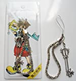 3 Kingdom Hearts Metal Key Blade Phone Charm Strap #11 ~Cosplay~