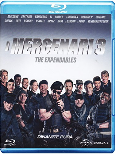 I Mercenari 3 [Blu-ray] [IT Import]I Mercenari 3 [Blu-ray] [IT Import]