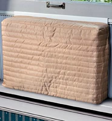 Indoor Air Conditioner Cover (Beige)