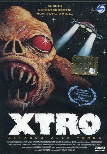 Xtro - Attacco alla terra [Italia] [DVD]