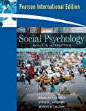 Social Psychology- Goals in Interaction - Grade Aid Workbook (4th, 07) by Kenrick, Douglas T - Neuberg, Steven L - Cialdini, Robert B [Paperback (2007)] (0205517153) by Kenrick, Douglas T.
