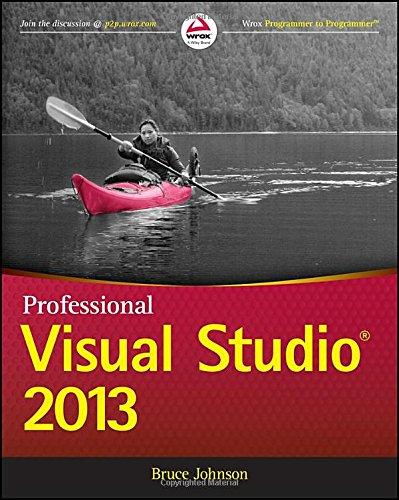 Professional Visual Studio 2013 (Wrox Programmer