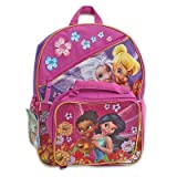 "Disney Fairies Backpack 16"" with Lunch Bag"