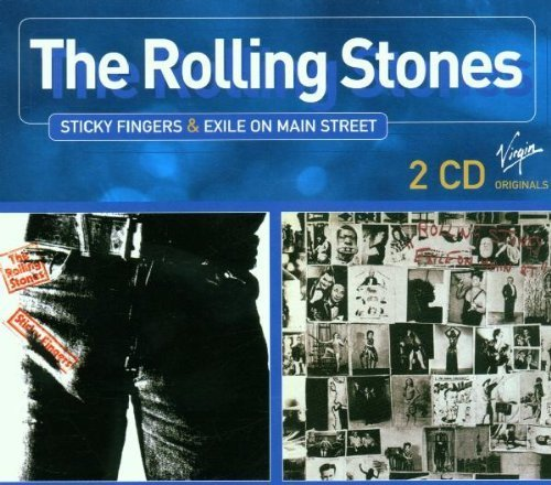 Sticky Fingers / Exile on Main Street by Rolling Stones (2001-10-15)