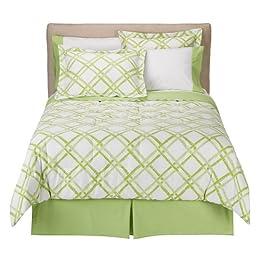 Contemporary Home Bamboo Comforter Set