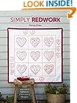 Simply Redwork: Quilt and stitch redw...