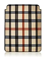 Daks London Funda iPad (Multicolor / Café)