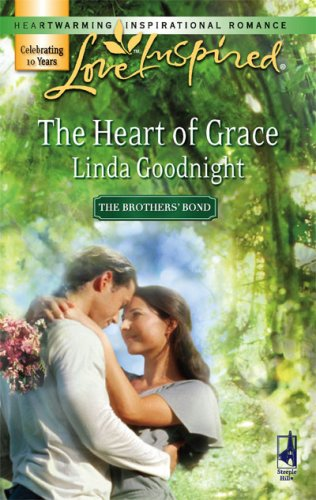 Image of The Heart of Grace (The Brothers' Bond, Book 3) (Love Inspired #401)
