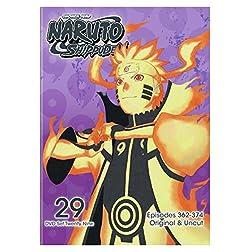 Naruto Shippuden Uncut DVD Set 29 DVD