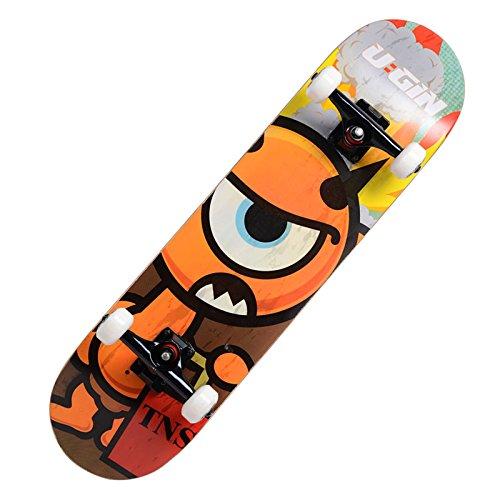 GranVela-MS106-31-Inch-Cartoon-Series-Complete-Skateboard-Suitable-for-Beginners-Teenagers