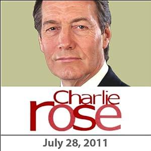 Charlie Rose: David Wise, Deborah Kalb, Marvin Kalb, and Eric Greitens, July 28, 2011 Radio/TV Program