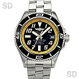 [ブライトリング]BREITLING腕時計 スーパーオーシャン42 ブラック/イエロー Ref:A187B32PRS メンズ [中古] [並行輸入品]