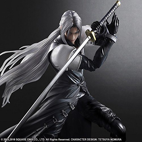 FINAL FANTASY VII ADVENT CHILDREN  PLAY ARTS改 セフィロス