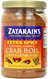 Zatarain's Extra Spicy Crawfish, Shrimp & Crab Boil 63 oz