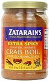 Zatarains Extra Spicy Crawfish, Shrimp & Crab Boil 63 oz