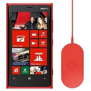 Nokia Lumia 920 + DT900 - Paquete con smartphone libre, pantalla táctil de 4.5