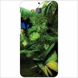 Redmi 2 Back Cover - Greenery Desiner Cases