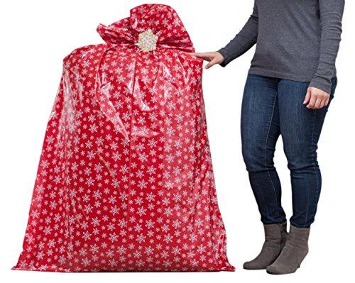 Hallmark Holiday Large Gift Bag (Snowflake)