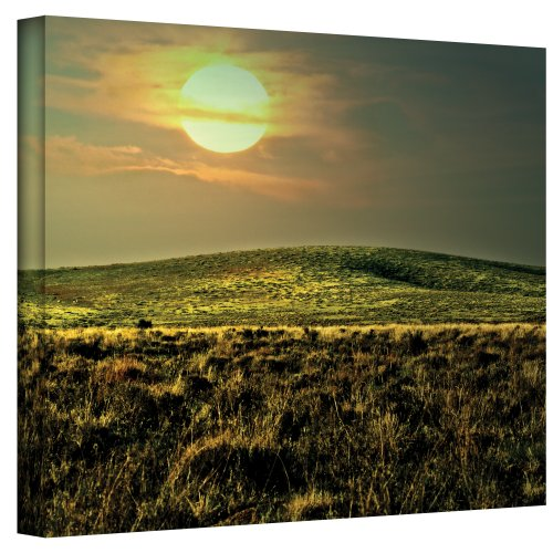 Art Wall Corner Pocket Wrapped Canvas Art by Mark Ross, 14 by 18-Inch