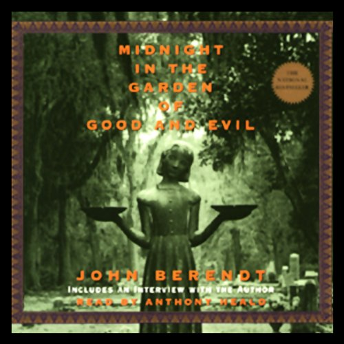 Midnight in the garden of good and evil audiobook john berendt for Midnight in the garden of evil