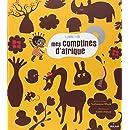 Mes comptines d'Afrique + cd