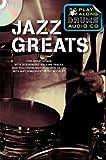 Jazz Greats Playalong Drums (Format DVD) + CD
