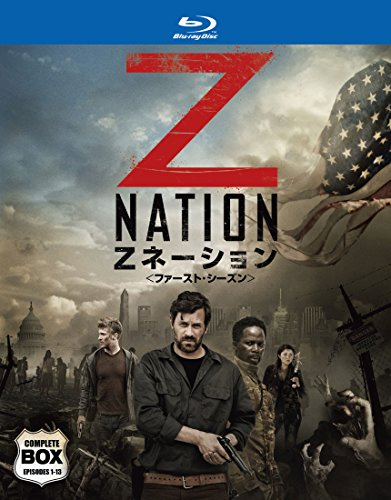 Zネーション〈ファースト・シーズン〉 コンプリート・ボックス(3枚組) [Blu-ray]
