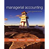 Managerial Accounting, 8th Cdn Ed. w/Connect Access Cardby Ray Garrison