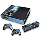 HALO Brand New Design Glossy Effect FULL SKIN Including 2 Handset Skins and Xbox One Kinect Skin Exclusively for the XBOX ONE