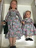 Arabella & Elizabeth Ann ~ 1994 Mattel LAURA ASHLEY 24