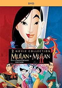 Mulan / Mulan II from Walt Disney Studios Home Entertainment