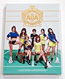 AOA - Heart Attack (3rd Mini Album) CD + Photo Booklet + 2 Photocards + Folded Poster + Extra Gift Photocards Set by AOA