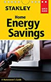 img - for Stanley Home Energy Savings (Stanley Quick Guide) book / textbook / text book