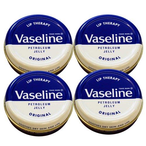 Vaseline Lip Therapy ヴァセリン 20g Original オリジナル 4個セット 4pcs set