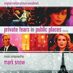 Private Fears In Public Places - Original Motion Picture Soundtrack