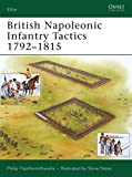 img - for British Napoleonic Infantry Tactics 1792-1815 (Elite) book / textbook / text book