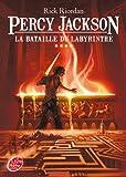 Percy Jackson - Tome 4 - La bataille du labyrinthe