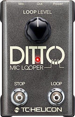 TC HELICON TCヘリコン / DITTO MIC LOOPER