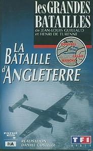 Les Grandes batailles : Angleterre (1940) [VHS]