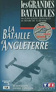 Les Grandes batailles : Angleterre (1940) [VHS]