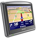 TomTom ONE XL 4.3-Inch Widescreen Bluetooth Portable GPS Navigator