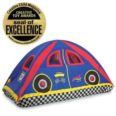 Rad Racer Bed Tent Size: Twin Bed Tent front-1051341